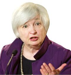 재닛 옐런 美 Fed 의장