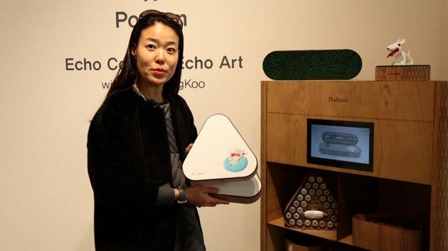 (영상) 커피 디자인을 입다…에코 커피와 실용 아트의 만남