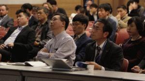 부산의 지역특화컨벤션 '글로벌태양광콘퍼런스' 행사 모습 / 부산관광공사 제공.
