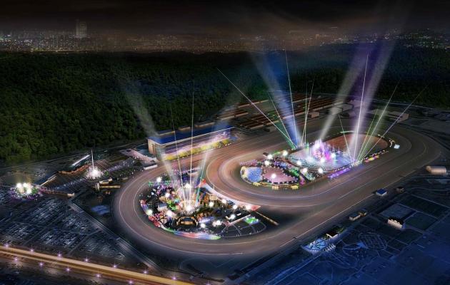 렛츠런파크 부산경남 31일 국내최대 빛 테마파크 개장