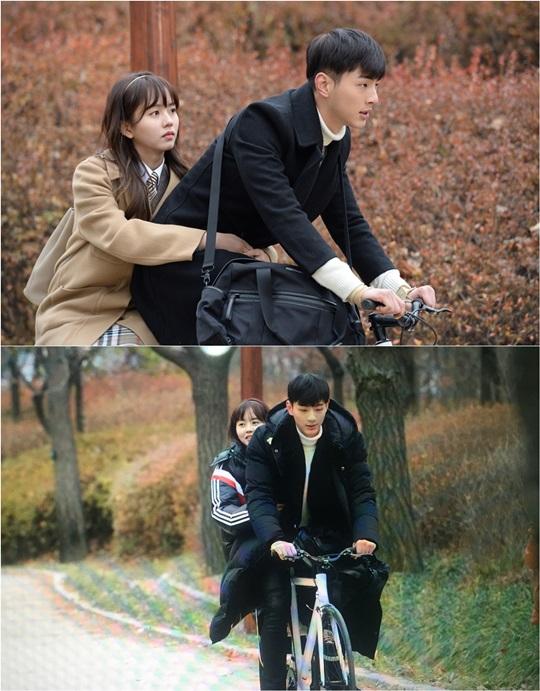 페이지터너 김소현, 지수 (사진=KBS)