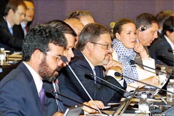 G20 국제금융체제 실무회의