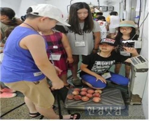서울대공원 초등생 체험 행사 '화제' …  동물영양사ㆍ박제사가 뭐에요?
