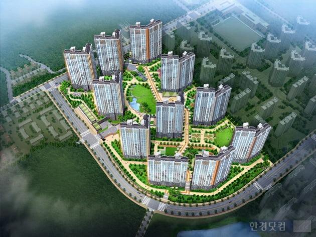 반도건설, 내달 동탄2신도시·다산지금지구에 2776가구 분양