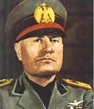 [이 아침의 인물] 파시스트 무솔리니