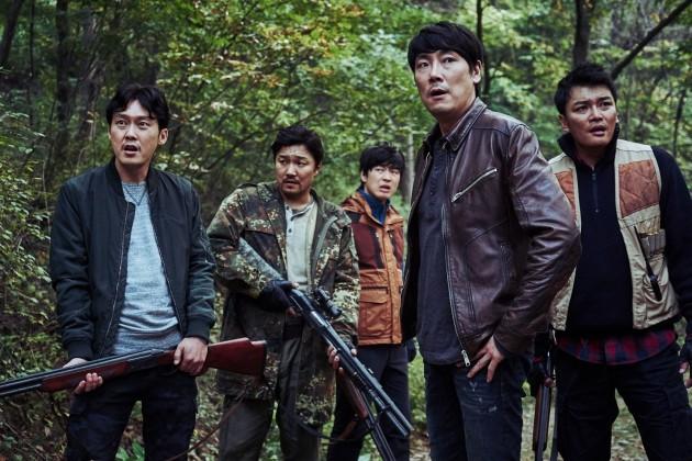 영화 '사냥'의 스틸컷. 사진=영화진흥위원회