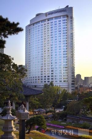 인터컨티넨탈 서울 코엑스, 5성 호텔 선정