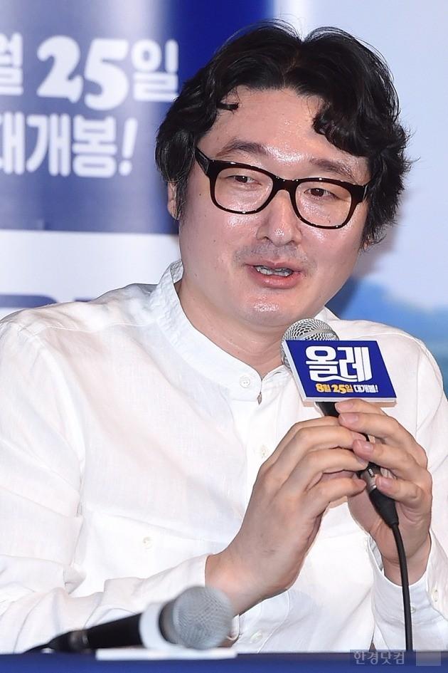 '올레' 채두병 감독 / 사진 = 최혁 기자