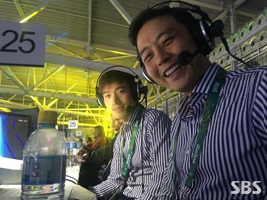 펜싱 에페 금메달 박상영 (사진=SBS)