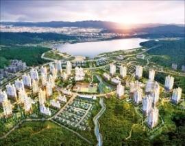 경기 의왕백운밸리 개발 본격 '시동'