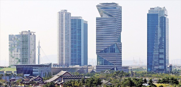 [글로벌 허브도시 인천] '여의도 두 배' 송도 국제업무단지, 세계 각국서 벤치마킹