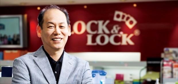 김준일 락앤락 회장은 사재 20억원을 출연해 '아시아발전재단'을 세웠다. 한경DB