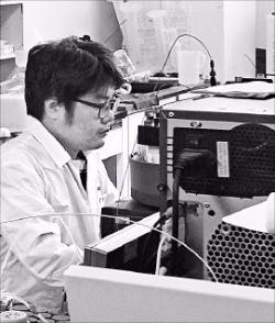 지식재산(IP) 스타기업에 선정된 알테오젠의 바이오의약품 연구실.  특허청  제공