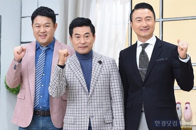 '아빠본색' 김구라-이한위-주영훈 / 사진 = 변성현 기자