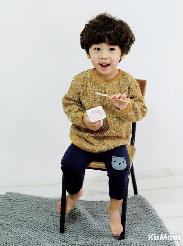 키즈맘 모델 소정빈