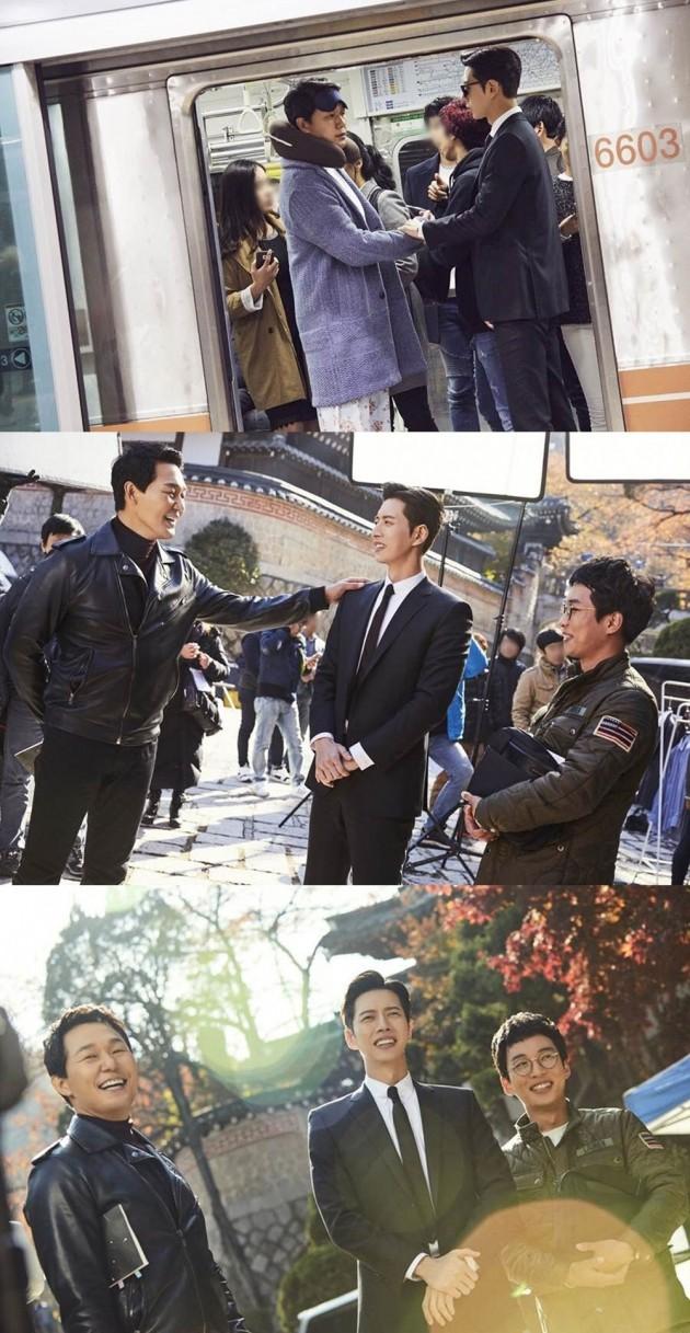 '맨투맨' 박해진·박성웅, 믿고 보는 두 남자가 만났다