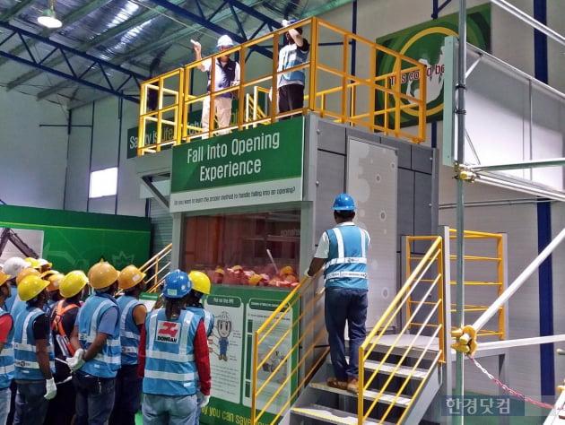 GS건설, 싱가포르 안전혁신학교 설립