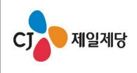 CJ제일제당 로고.