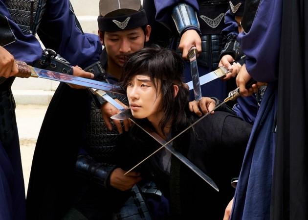 '화랑' 박서준, 1박2일 '꽝손' 등극에 30대男 환호