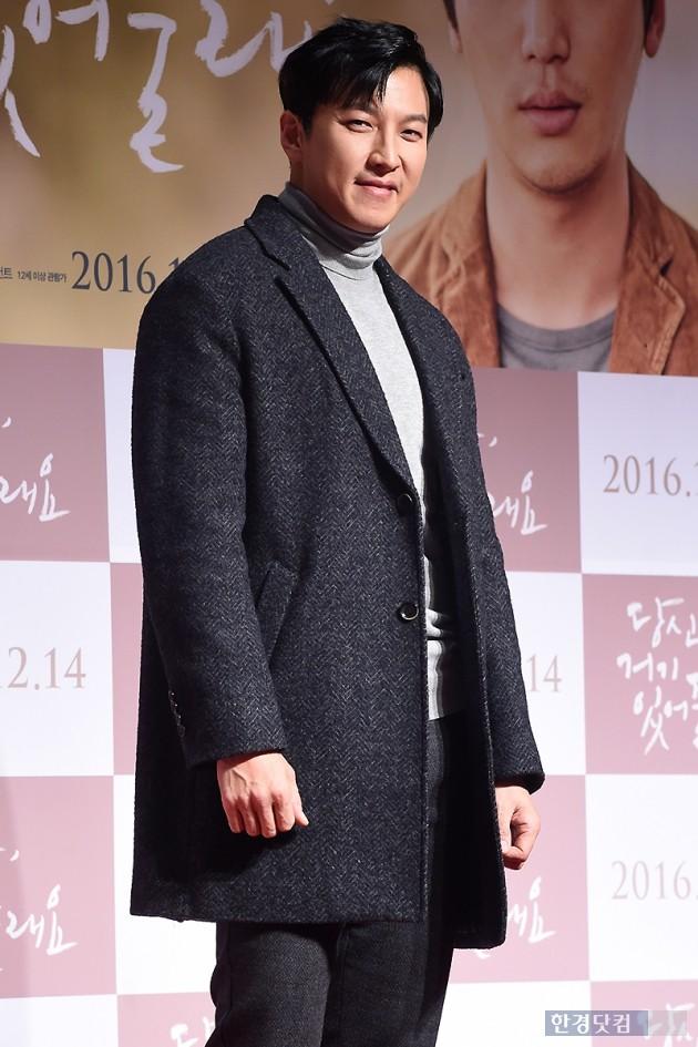 [HEI포토] 박건형, '부드러운 미소~'