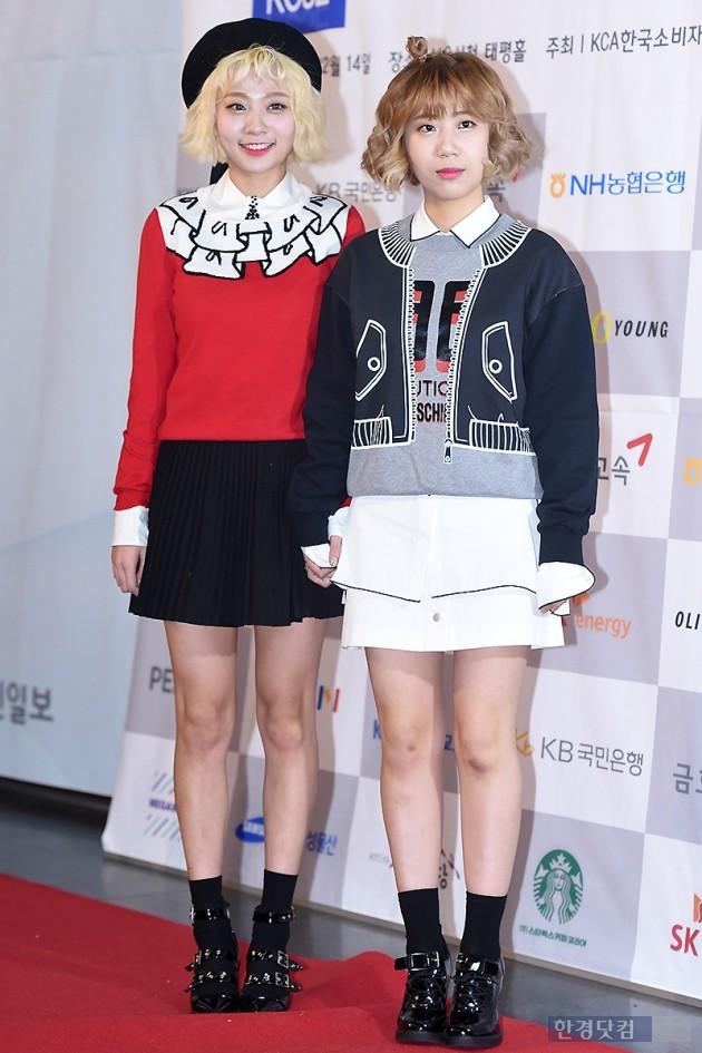 [HEI포토] 볼빨간 사춘기, '깜찍한 소녀들~'