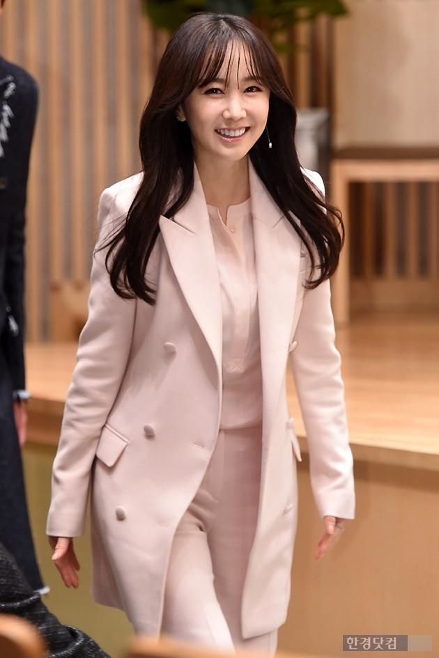 [HEI포토] 김민서, '사랑스러운 미소~'