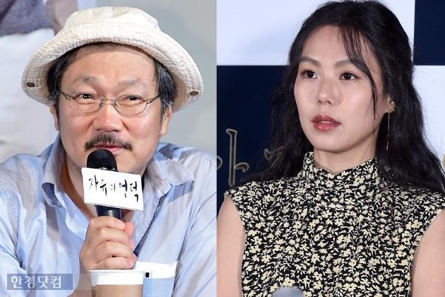 '불륜설' 홍상수&김민희, 사비로 영화 제작하는 이유