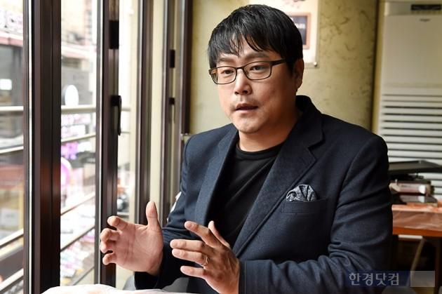 김동환 하남돼지집 본부장. (사진 = 변성현 기자)