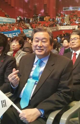 김무성 의원 SNS