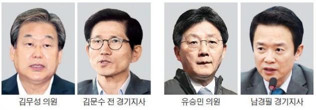 '대선판'서 갈라선 동지들…다시 손잡을 날 올까?