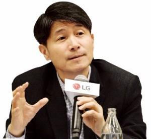 """['모바일 올림픽' MWC] 조준호 """"G6로 흑자 전환""""…포브스 """"아이폰 라이벌 될 수도"""""""