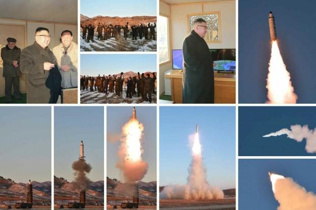 """""""北 북극성2형 미사일 발사 준비에 5분…사정 최소 1200km"""""""