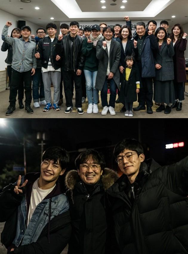 '기억의 밤' 강하늘 장항준 감독 김무열
