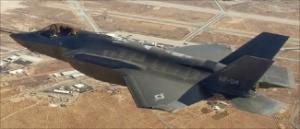 미국 F-35, 한반도서 첫 타격 훈련