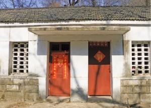김원봉이 세운 군정학교 3기생들이 훈련을 받던 톈닝사.