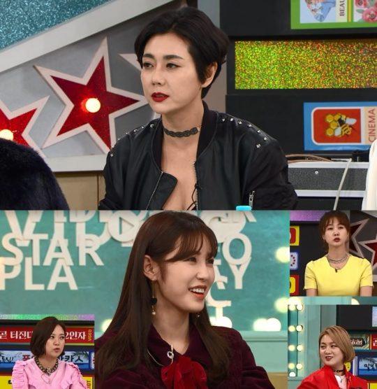 """춘자, 걸그룹 싸움의 신으로 구하라 인정 """"강단이 있다"""""""