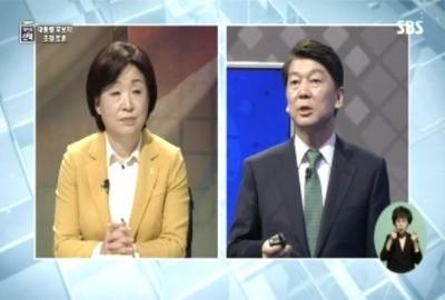 대선후보 TV토론
