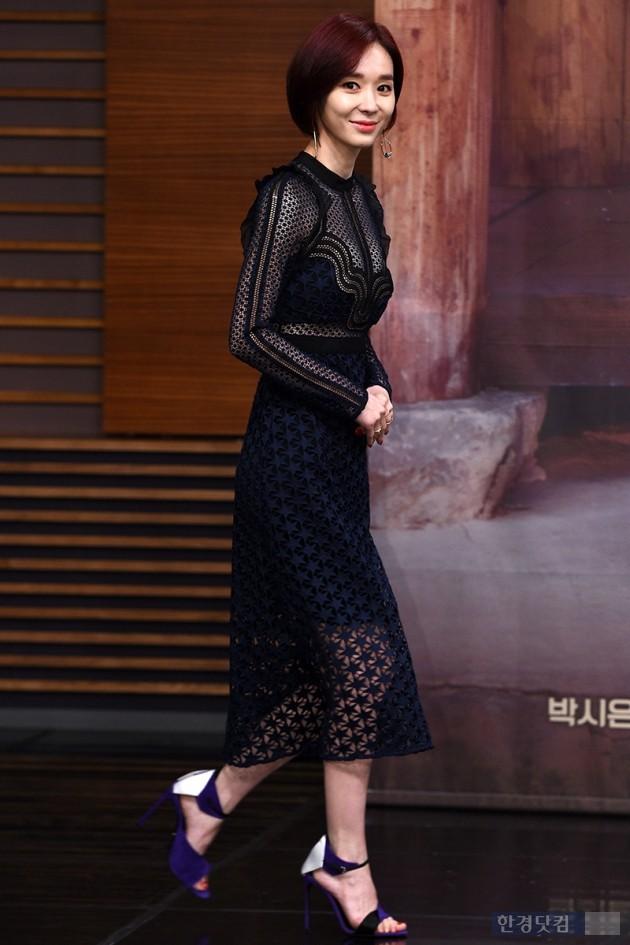 배우 한수연 / 사진=최혁 기자