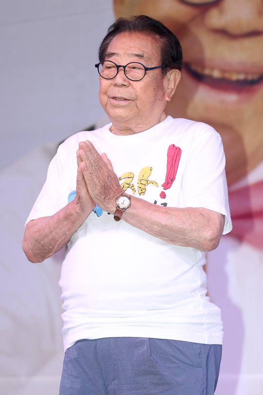 송해 전국노래자랑 (사진=DB)