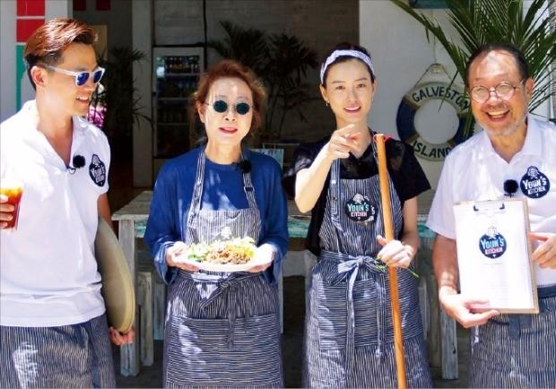 방영 2회 만에 10%대 시청률 돌파를 목전에 두고 있는 tvN의 신규 예능 '윤식당'.