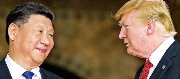 """시진핑 - 트럼프 '세기의 담판'…트럼프 """"미·중 관계 엄청난 진전"""""""