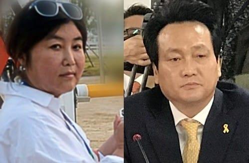 """최순실 """"정유라 F학점은 안민석 의원 때문…영혼 빼앗겨"""""""