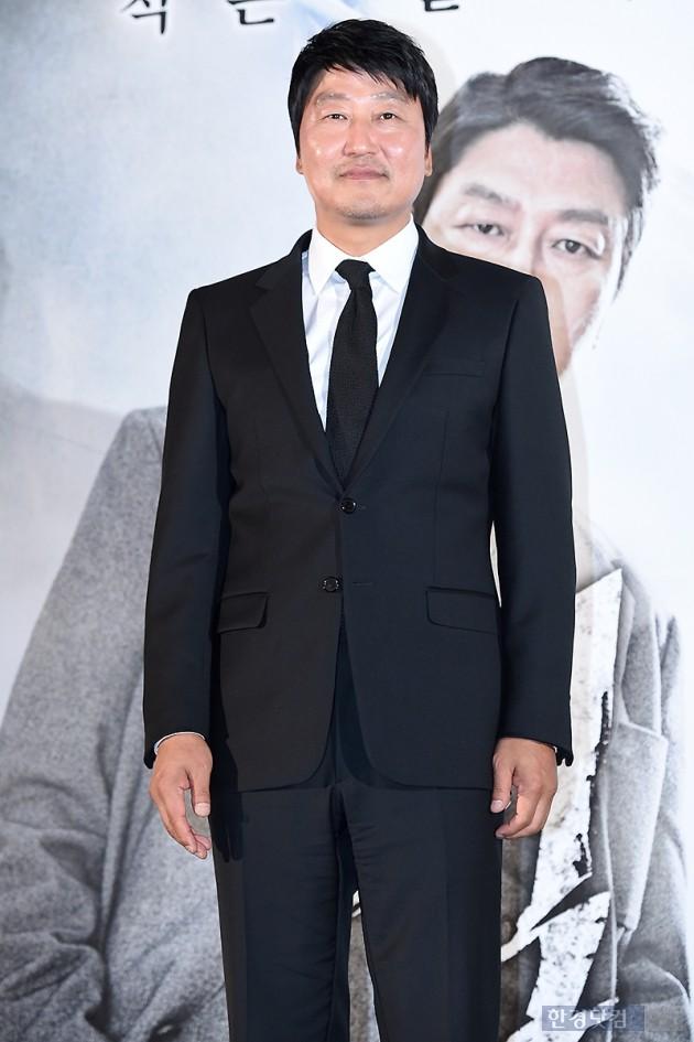 송강호, '믿고 보는 영화배우' 1위…이병헌·김혜수 제쳐