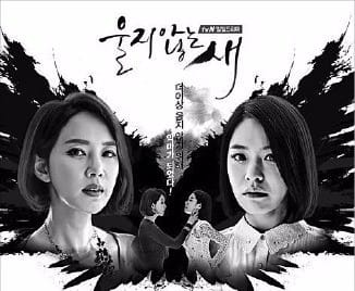 CJ E&M 자회사인 스토리플랜트가 제작한 드라마 '울지 않는 새'.