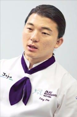 """""""조선 양반의 풍류, 맛으로 재현했죠"""""""