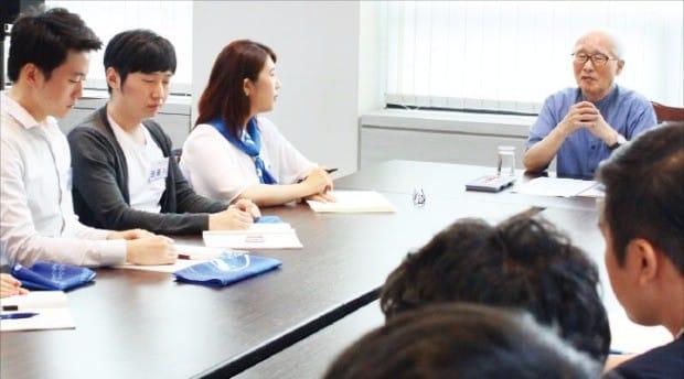 대우세계경영연구회는 '제2의 김우중' 청년사업가를 양성하기 위해 2011년부터 글로벌 청년사업가 양성과정(GYBM)을 운영 중이다. 대우세계경영연구회 제공