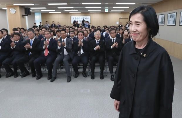 """피우진 보훈처장 """"국민 마음 담은 보훈정책 펼치겠다"""""""