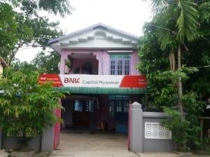 BNK캐피탈, 미얀마 양곤 주 지역에 '똥과', '카얀' 지점 개설