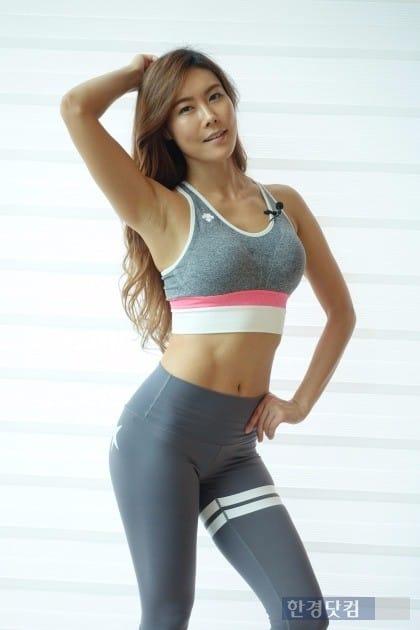 """[인터뷰] 박연수 핏엔젤 트레이너 """"여성에게 힙업 운동이 필요한 이유는"""""""