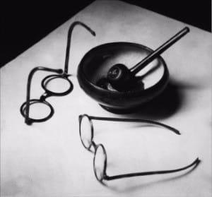 [사진이 있는 아침] 몬드리안의 안경과 파이프